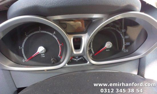 Ford fiesta 3 çıkma kilometre saati
